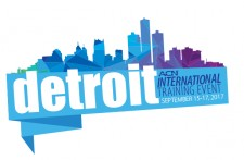 Detroit International Training Event